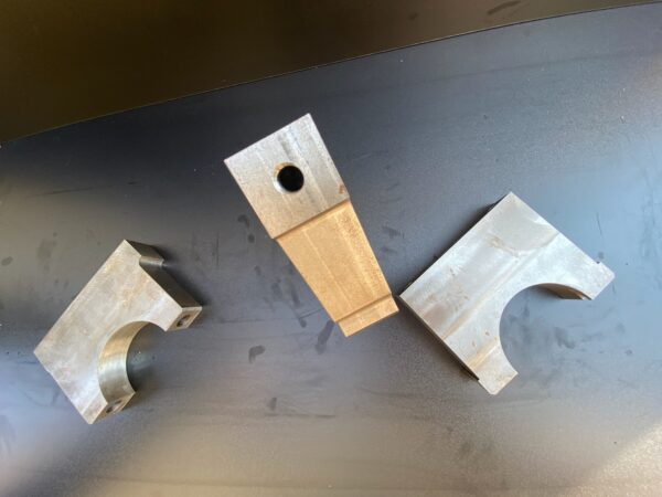 billet rotated